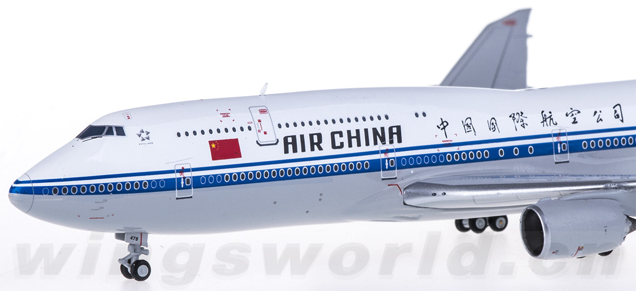 jc wings 1:400 xx4030 air china 中国国际航空 boeing 747-8 b-2479
