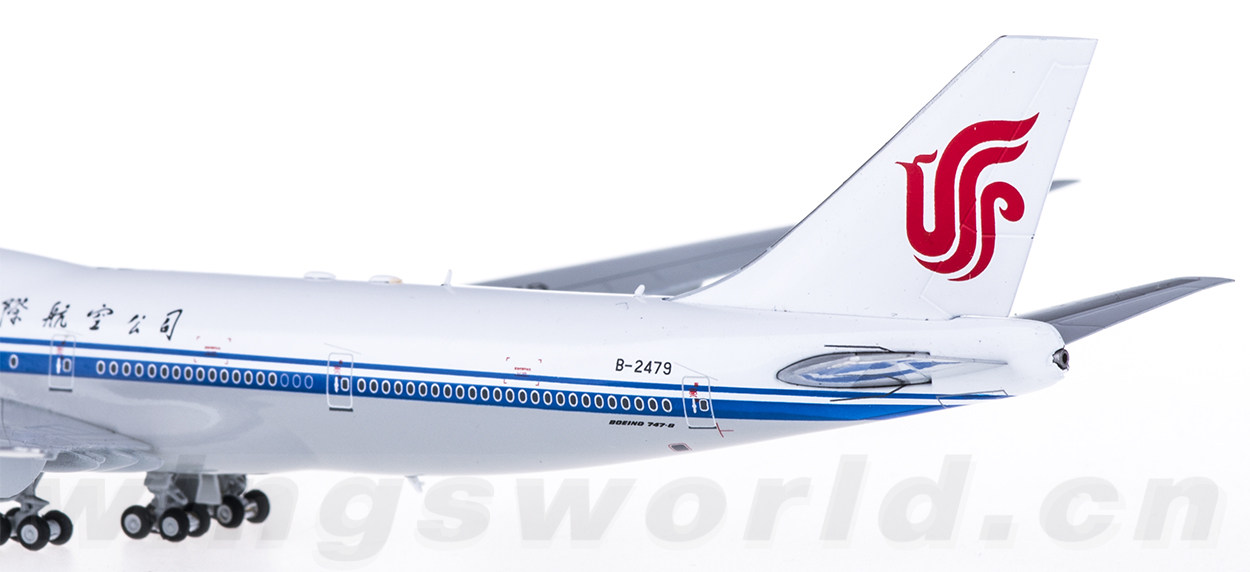 jc wings 1:400 xx4030 air china 中国国际航空 boeing 747-8 b-247