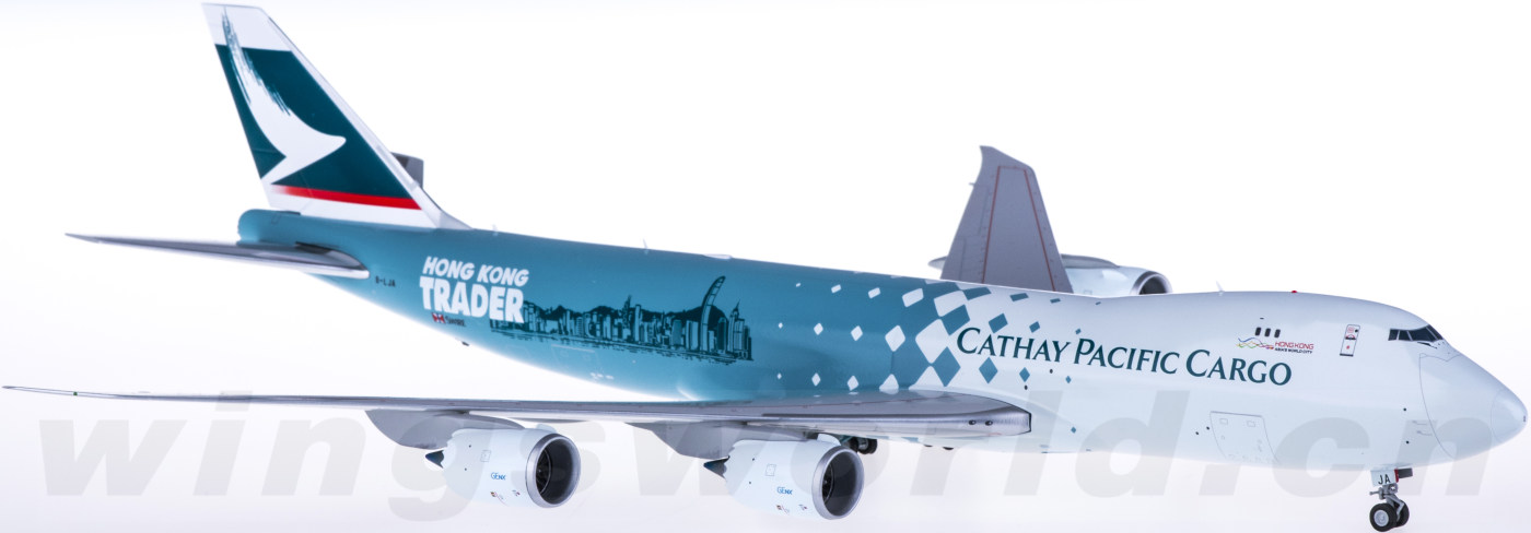 jc wings 1:200 xx2793 cathay pacific 国泰航空 boeing 747-8 b-lja