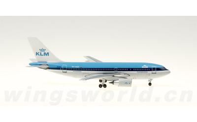 AeroClassics 1:400 荷兰皇家航空 Airbus A310-200 PH-AGH