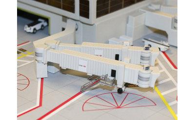 Geminijets 1:400 双臂登机桥3根