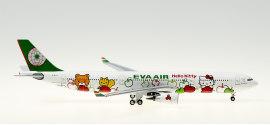 长荣航空 Airbus A330-300 B-16332 Hello Kitty 苹果机