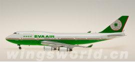 长荣航空 Boeing 747-400 B-16409 最后飞行