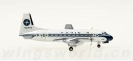 VARIG Hawker Siddeley HS-748 PP-VDP