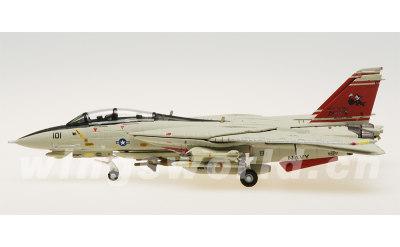Hogan 1:200 美国海军 Grumman F-14D VF-31 Tomcatters NK 101