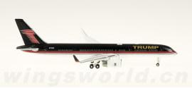 Boeing 757-200 N757AF 特朗普私人飞机