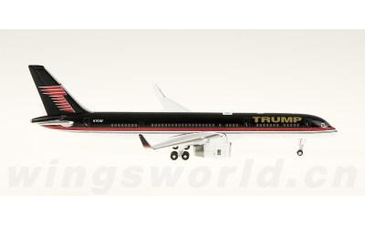 Geminijets 1:400 Boeing 757-200 N757AF 特朗普私人飞机