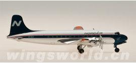 Nordair Douglas DC-4 CF-NAA
