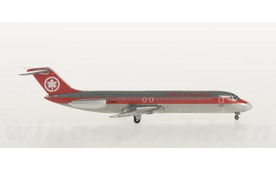 AeroClassics 1:400 加拿大航空 McDonnell Douglas DC-9 C-FBKT