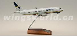 澳洲航空 Boeing 737-300 VH-TJA