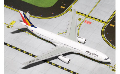 Geminijets 1:400 菲律宾航空 Airbus A330-300 RP-C8783