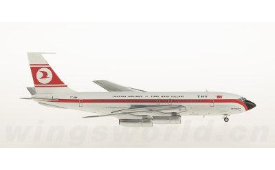 AeroClassics 1:200 土耳其航空 Boeing 707 TC-JBN