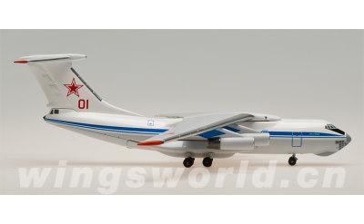 AeroClassics 1:400 苏联空军 Ilyushin Il-76 01