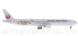 日本航空 Boeing 777-300 JA751J 飞向2020