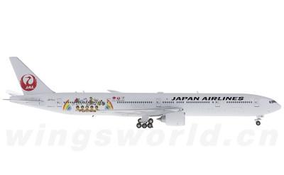Phoenix 1:400 日本航空 Boeing 777-300 JA751J 飞向2020