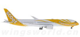 新加坡酷航 Boeing 787-9 9V-OJA