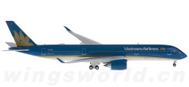 Vietnam Airlines 越南航空 Airbus A350-900 VN-A891