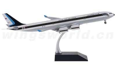 JC Wings 1:200 RTAF 泰国皇家空军 Airbus A340-500 HS-TYV 泰国政府专机