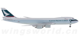 Cathay Pacific 国泰航空 Boeing 747-8F B-LJC 货机 第100架