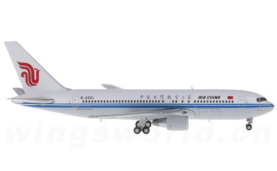 JC Wings 1:400 Air China 中国国际航空 Boeing 767-200 B-2551