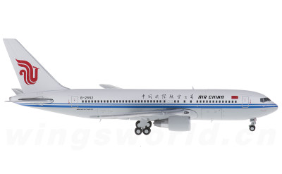 JC Wings 1:400 Air China 中国国际航空 Boeing 767-200 B-2552