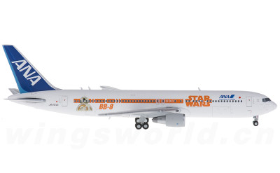 JC Wings 1:400 ANA 全日空 Boeing 767-300 JA604A 星球大战