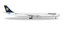 汉莎航空 Airbus A340-600 D-AIHN 2014世界杯彩绘