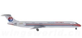 China Eastern 中国东方航空 McDonnell Douglas MD-82 B-2127