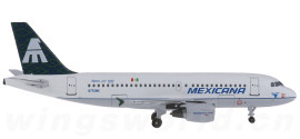 Mexicana 墨西哥航空 Airbus A319 N750MX