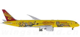Hainan Airlines 海南航空 Boeing 787-9 B-7302 功夫熊猫