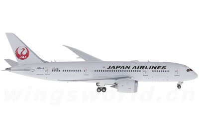 JC Wings 1:400 Japan Airlines 日本航空 Boeing 787-8 JA844J