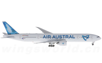 Phoenix 1:400 Air Austral 留尼旺航空 Boeing 777-300ER F-OREU