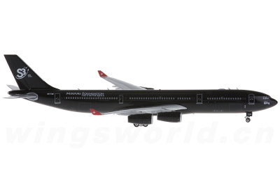 Phoenix 1:400 Hi Fly 葡萄牙高飞航空 Airbus A340-300 9H-TQM