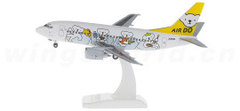 北海道国际航空 Boeing 737-500 JA305K Bear Do 梦想号