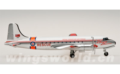 AeroClassics 1:400 加拿大空军 DC-4-M2 17507