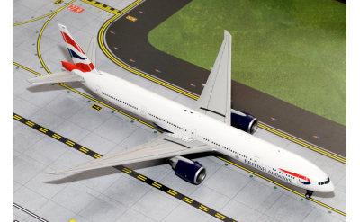 Geminijets 1:200 英国航空 Boeing 777-300ER G-STBG
