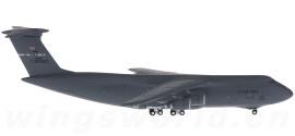 美国空军 Lockheed C-5M 银河运输机 70034