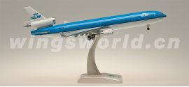 KLM 荷兰皇家航空 McDonnell Douglas MD-11 PH-KCE 95周年彩绘