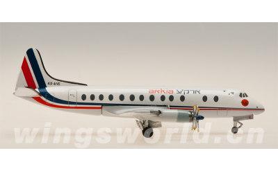 AeroClassics 1:400 Arkia Vickers Viscount 4X-AVE