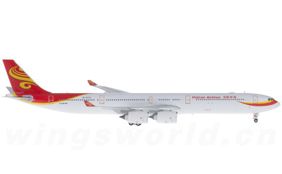 Phoenix 1:400 Hainan Airlines 海南航空 Airbus A340-600 B-6510