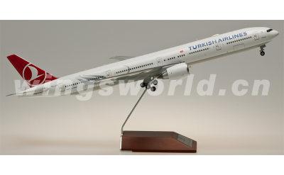 JC Wings 1:200 土耳其航空 Boeing 777-300ER TC-JJV