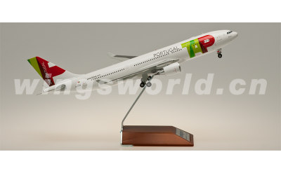 JC Wings 1:200 葡萄牙航空 Airbus A330-200 CS-TOP