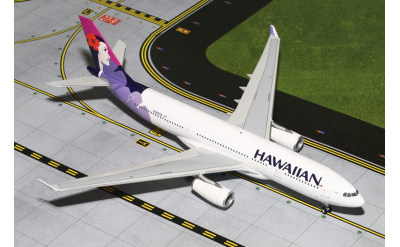 Geminijets 1:200 夏威夷航空 Airbus A330-200 N382HA