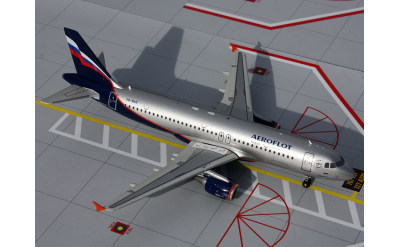 Geminijets 1:200 Aeroflot 俄罗斯航空 Airbus A320 VQ-BAZ