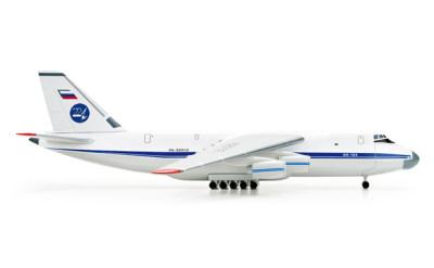 Herpa 1:500 俄罗斯空军224飞行队 Antonov AN-124 RA-82040