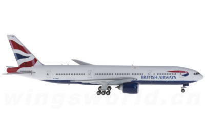 Phoenix 1:400 British Airways 英国航空 Boeing 777-200ER G-YMME