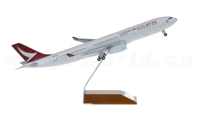 JC Wings 1:200 国泰港龙航空 Airbus A330-300 B-HYQ