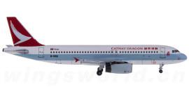 国泰港龙航空 Airbus A320 B-HSN