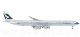 Cathay Pacific 国泰航空 Airbus A340-600 B-HQC