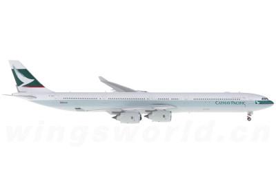 Phoenix 1:400 Cathay Pacific 国泰航空 Airbus A340-600 B-HQC